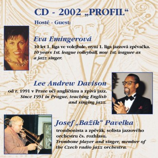 """CD - 2002 """"PROFIL"""""""