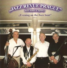 CD Evening on the Jazz boat